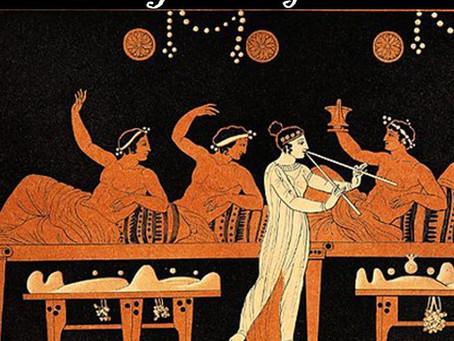 """Ivan Vieira Neto (PUC-GO/UFG) fala sobre """"o mito grego"""" no podcast Diálogos Olimpianos"""