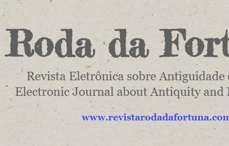 """Chamada de artigos: Roda da Fortuna convida para dossiê sobre """"Oriente e Ocidente em desconstrução"""""""