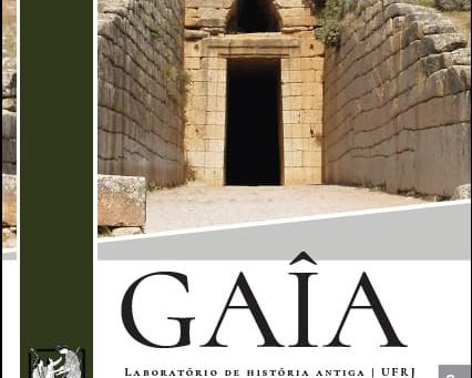 Novo número da Revista Gaîa (UFRJ), com o dossiê a morte na Antiguidade