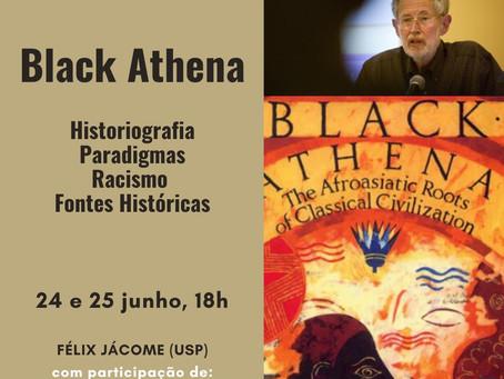"""Minicurso sobre """"Black Athena"""", de Martin Bernal, pelo Instituto Mundo Antigo"""