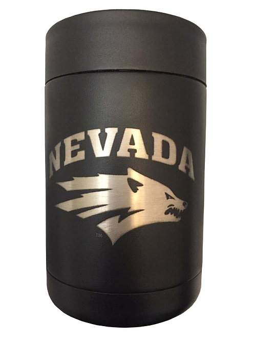 Nevada Wolf Pack Engraved Koozie