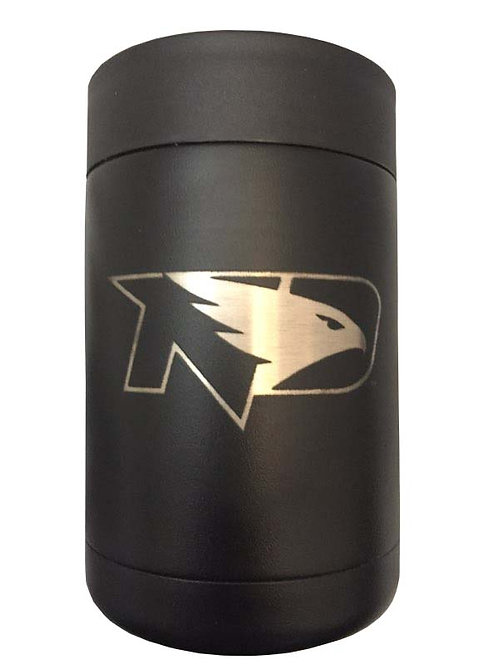 North Dakota Fighting Hawks Engraved Koozie