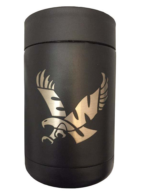 Eastern Washington Eagles Engraved Koozie