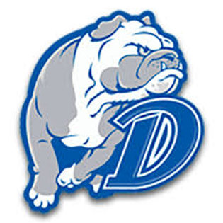 Drake Bulldogs Magnetic Bottle Opener