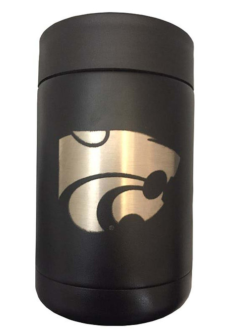 Kansas State Wildcats Engraved Koozie