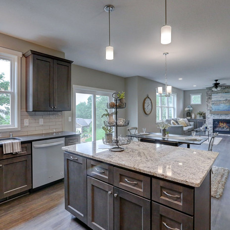 New Construction-Home Staging