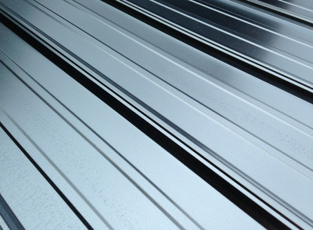 Galvanized Tin Project