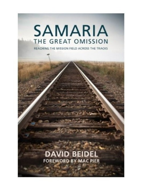 Samaria - The Great Omission
