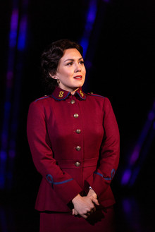 Sarah Brown in GUYS AND DOLLS
