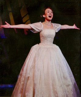 Cinderella in INTO THE WOODS