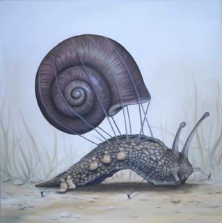 Escargot ballon