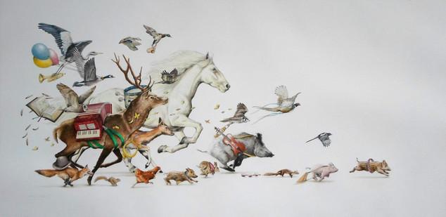 Symphonie d'animaux