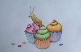 Escargot Muffins