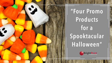 Four Promo Products for a Spooktacular Halloween