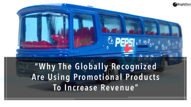 Why The Globally Recognized Use Promo Products To Increase Revenue