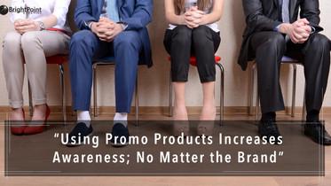 Using Promo Products Increases Awareness; No Matter the Brand
