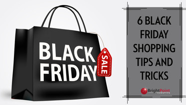 6 Black Friday Shopping Tips And Tricks for 2015