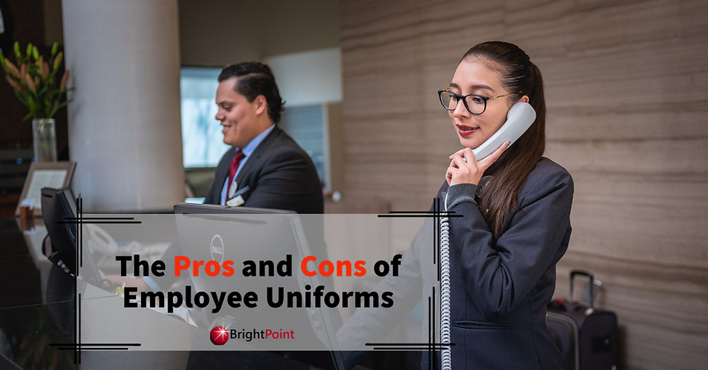 Should your employees wear uniforms?