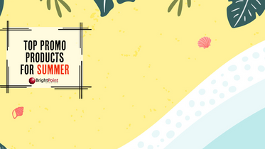 Top Promo Products for Summer
