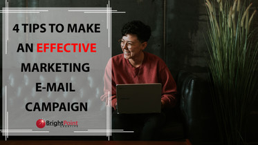4 tips to make an effective marketing email campaign