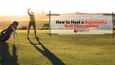 How to Host a Successful Golf Tournament