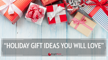 Holiday Gift Ideas You Will Love