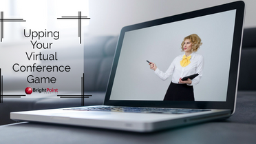 Upping Your Virtual Conference Game