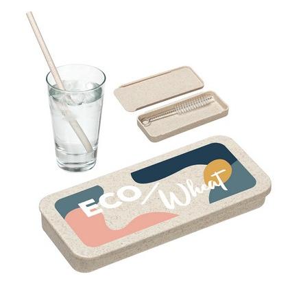 Eco Wheat Straw Kit