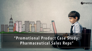 Promotional Product Case Study: Pharmaceutical Sales Reps
