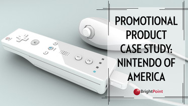 Promotional Product Case Study: Nintendo of America