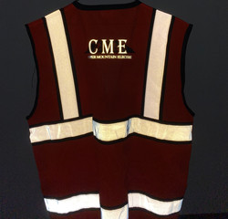 Copper Mountain Electric Safety Vest Reflective