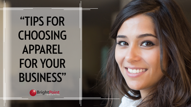 Tips for Choosing Apparel for Your Business