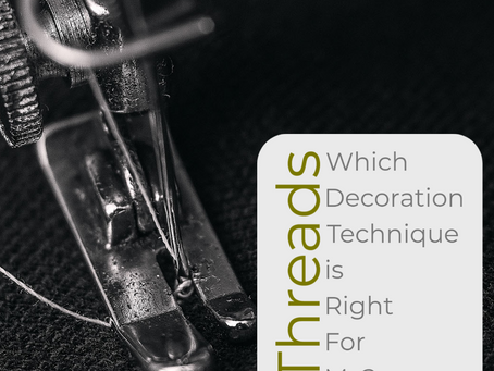 Which Decoration Technique is Right For Me?