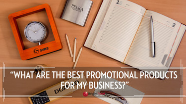 What Are The Best Promotional Products For My Business