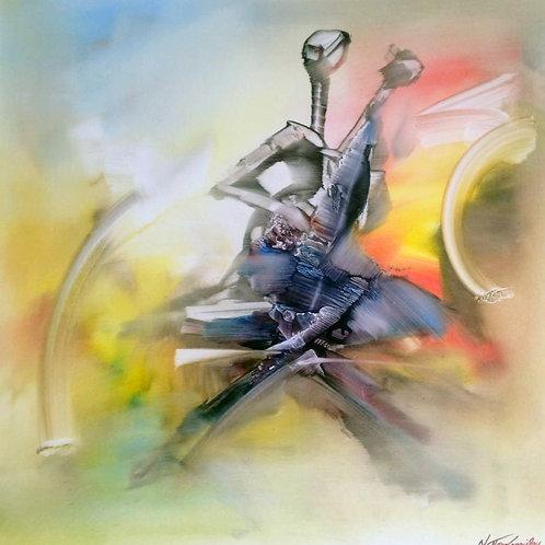 Nefelie Ptochopoulou | Painting