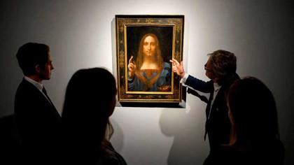 'Salvador Mundi' at Louvre Abu Dhabi this September