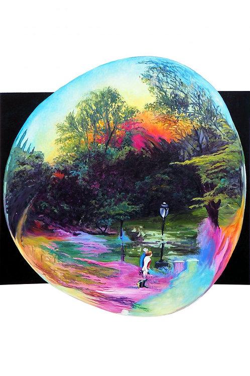 Silke Schoener   Painting