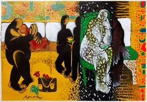 Shrutika Gosavi- Life in a Metro 2-Acryl