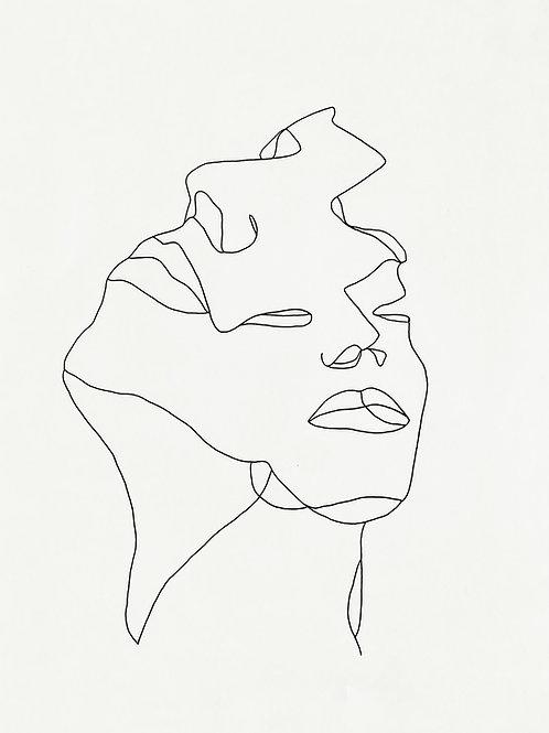 Anysia Nefissi | Drawing