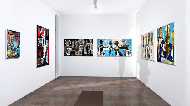 Stefanos Folinas-Human Evolution-The Art