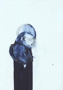 Wolfgang Stiller- blue6-Indigo series-30