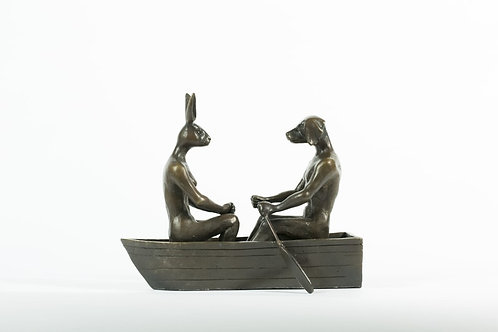 Gillie and Marc | Sculpture