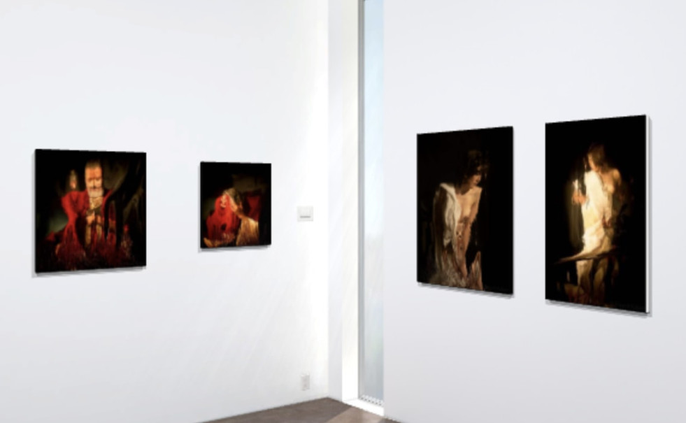pavol kajan past exhibition-the art coco
