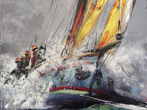 Nikoletta Antonopoulou | Painting