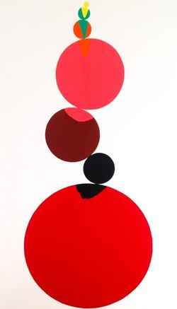 Eleni Pratsi-The art cocoon-composition