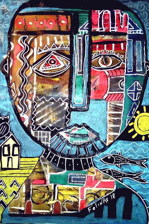 Stefanos Folinas | Painting