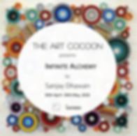 Invitation Sanjay Dhawan the art cocoon