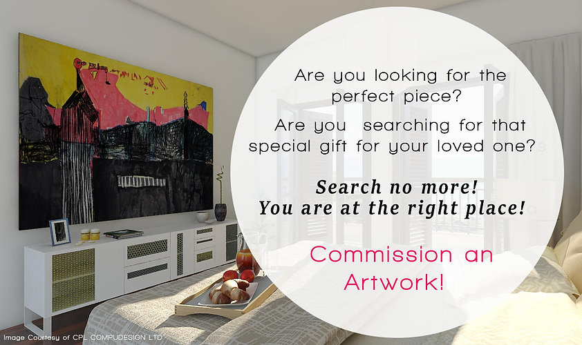 Commission Artwork Art Gallery Services