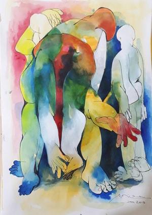 The festival of colors-Shrutika Gosavi-I