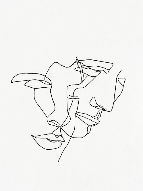 Anysia Nefissi   Drawing